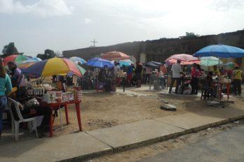 Organizan a comerciantes informales en Upata