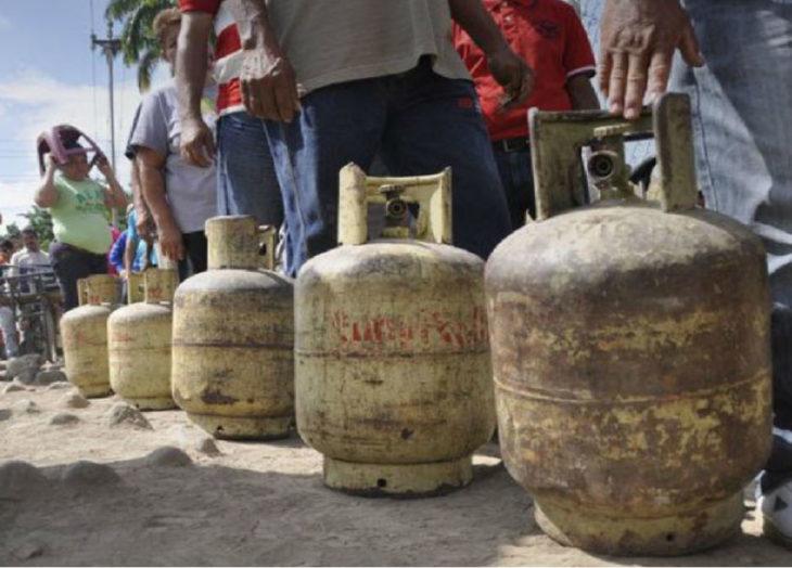 Desperfecto en poliducto perjudica en un 70 % distribución de gas en la región