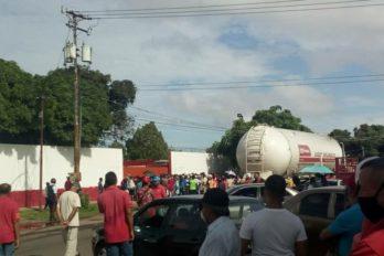 Guayaneses reclaman a Bolívar Gas por desasistencia