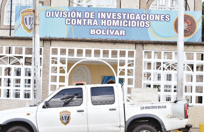Investigan caso en Bolívar