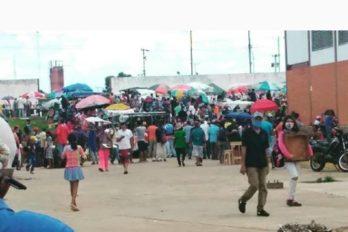 Mercado Bicentenario San Félix