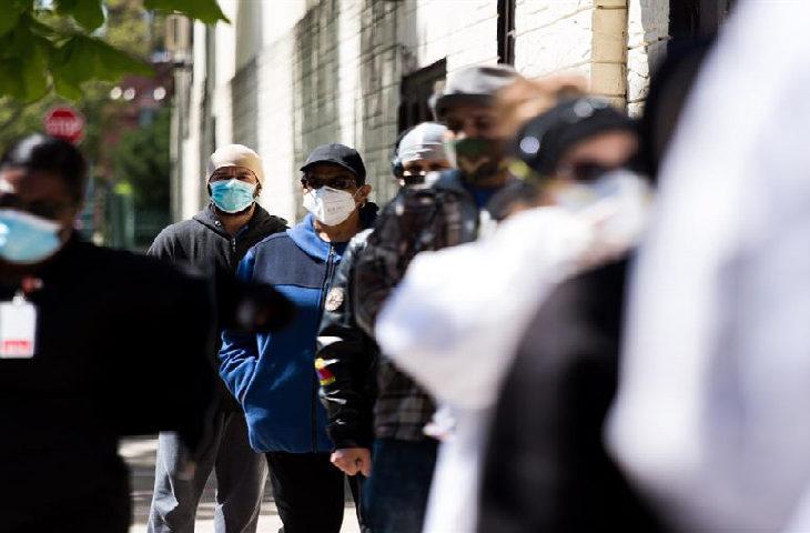 EU suma más de mil muertes por coronavirus en 24 horas