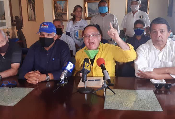 Unidad en Bolívar