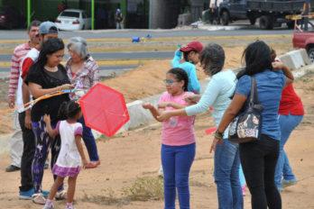 Esquema 7+7 permitirá actividades en plaza Bicentenaria de San Félix