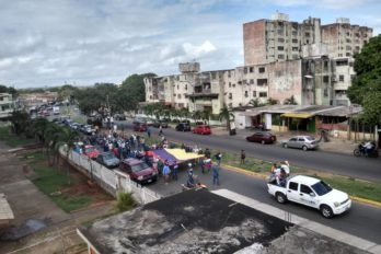 """Trabajadores de Guayana marchan """"por un salario digno"""""""