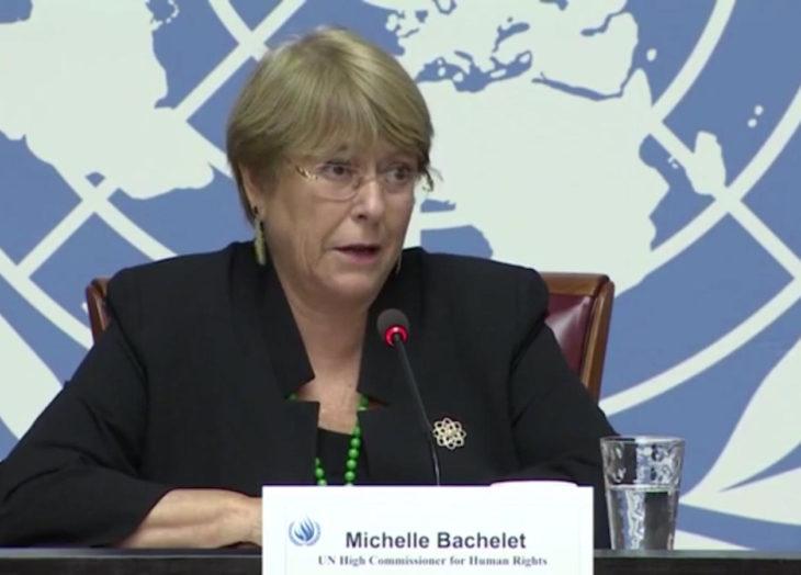 Coronavirus impacta más a los afrodescendientes — Bachelet