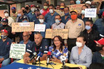 Trabajadores de Guayana se unen para recuperar beneficios
