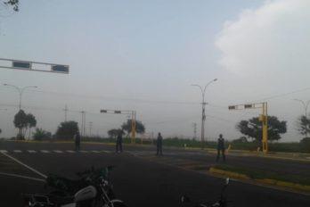 Cuerpos de seguridad desplegados en 12 puntos de control en Ciudad Guayana