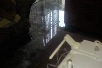 Habitantes de Ventuari con problemas de aguas servidas