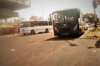 Reestructuran rutas de transporte durante radicalización de la cuarentena