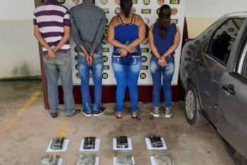 Incautan más de 15 kilogramos de droga en Tumeremo