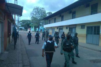 Más de 200 detenidos por violar horario de circulación en Upata