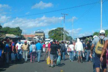Ciudad Guayana concurrida este sábado