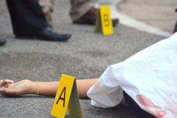 Sin identificar cadáver localizado en La Sabanita