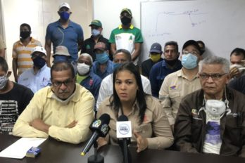 Familiares e ITG Guayana exigen la liberación de Rubén González