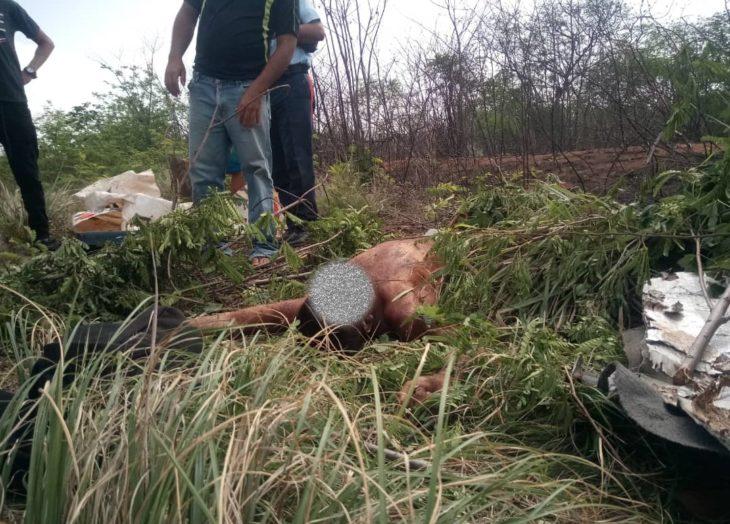 Encuentran cadáver cerca de la vía el tren en Puerto Ordaz