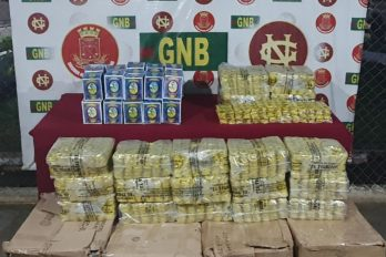 GNB retuvo 20.950 unidades de tabaco ilegal