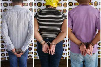 Presas tres personas que transitaban con salvoconductos falsos