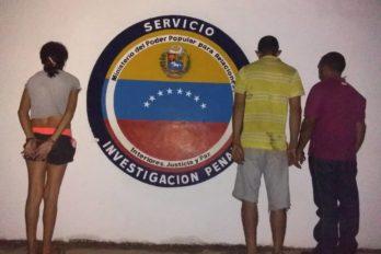 Por abuso sexual de una niña capturaron a una mujer y tres hombres