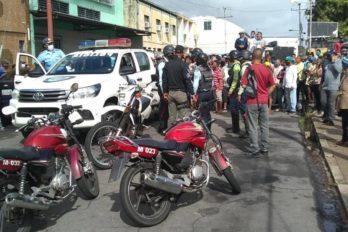 Reportaron tiroteo cerca del Mercado Periférico