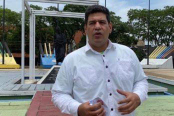 Alcalde Tito Oviedo