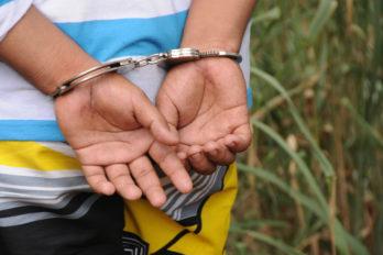 Arrestan a el Jesuito por robo a transeúnte