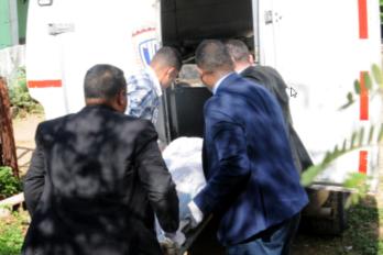 Dos hombres asesinados a tiros dentro de un vehículo