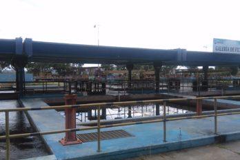 Tormentas eléctricas afectan sistema de alta tensión del Acueducto Puerto Ordaz
