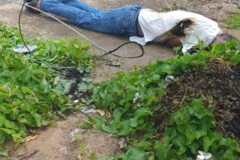 Esgrimista de la selección nacional muere electrocutado por caída de guaya de tensión