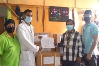 Ispeb realizó dotación de medicamentos a comunidades indígenas de Gran Sabana y Sucre