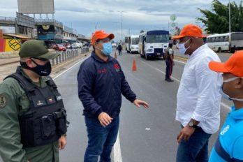 """Alcalde de Caroní anunció """"parada general"""" jueves, viernes y sábado en mercado de Chirica"""