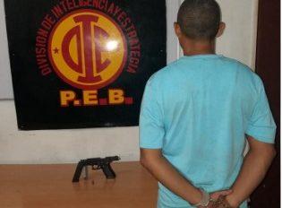 Capturan a solicitado por homicidio en Ciudad Bolívar