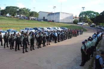 Día Nacional del Policía adaptados a los tiempos de pandemia
