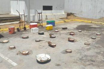 PMC retuvo implementos de comerciantes informales por incumplir medidas de reordenamiento