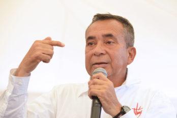 Gobernador Justo Noguera asume la supervisión de funerarias durante la pandemia