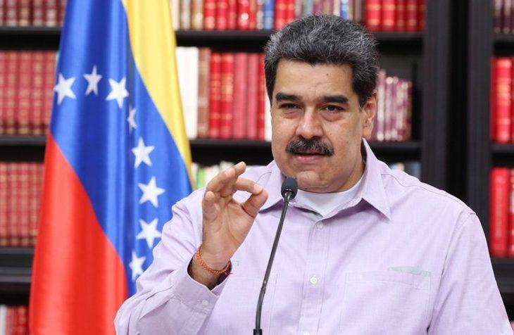 Pompeo descarta negociación con Maduro en Venezuela