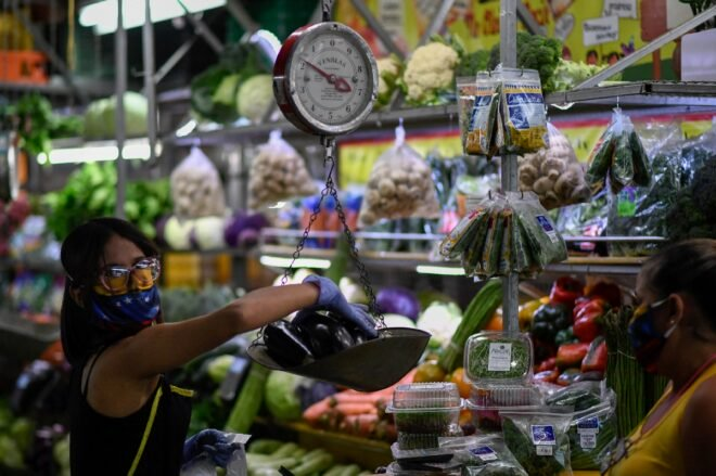 Inflación del mes de julio se ubicó en 55% — Parlamento venezolano