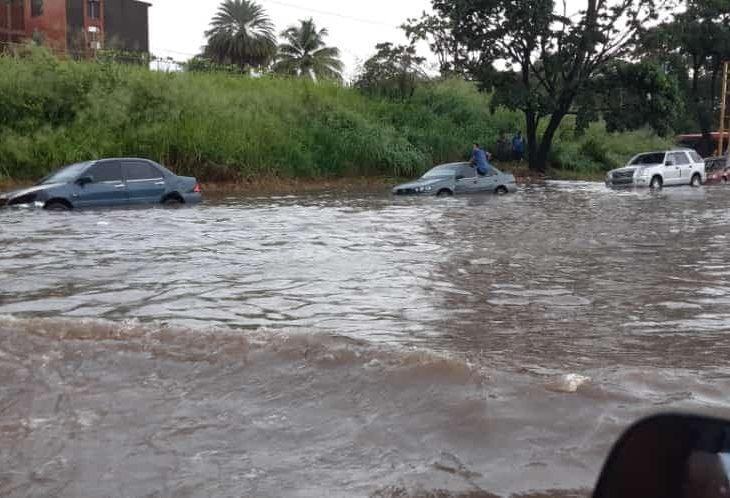 """""""No se registraron afectaciones por las lluvias de este viernes"""""""