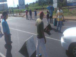 Guayaneses vuelven a la calle para exigir gas doméstico