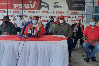 Psuv Bolívar rindió homenaje a Darío Vivas
