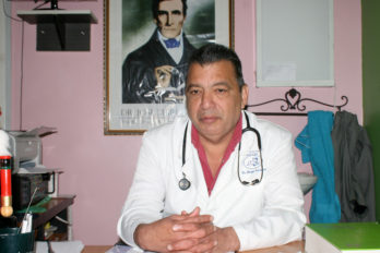 Lezama: Existe temor en el gremio médico porque no cuenta con suficiente protección