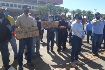 Trabajadores de Guayana rechazaron eliminación de las convenciones colectivas