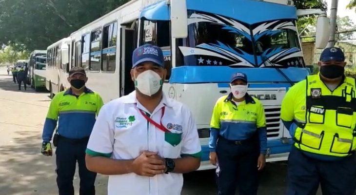 Alcaldía de Caroní retuvo siete unidades de transporte por cobro excesivo de pasaje