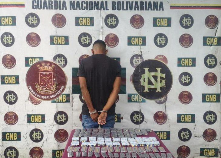 Dos detenidos por tráfico de medicinas en Guayana y El Palmar