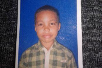 Niño de 12 años desaparecido desde hace dos días