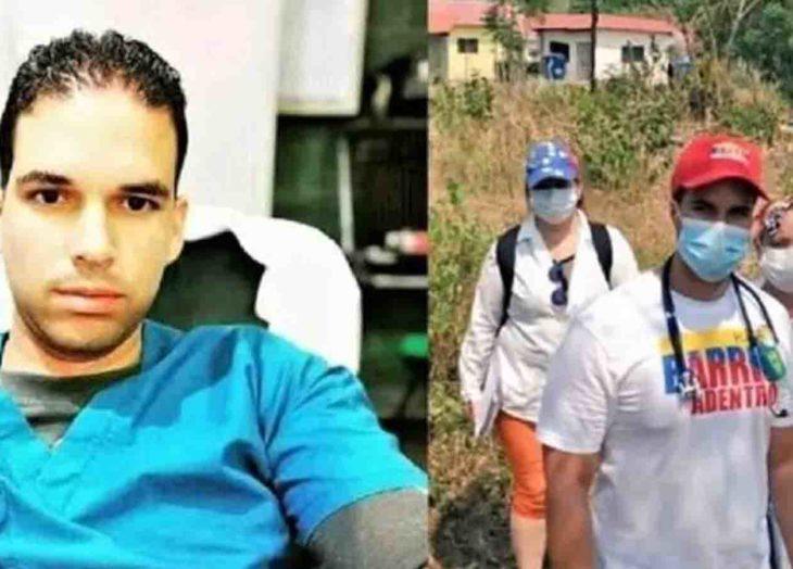 Muere médico cubano en Venezuela, víctima del Covid-19