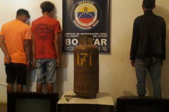 Arrestados en La Romana por robo y hurto a viviendas