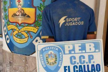 Por agresiones físicas a su pareja arrestaron a hombre en El Callao