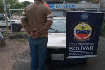 Preso por la compra de un vehículo con documentos falsos