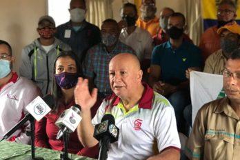Rubén González: Exijo al Gobierno lo que por Constitución corresponde a los trabajadores